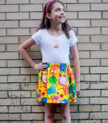Smiley Skirt