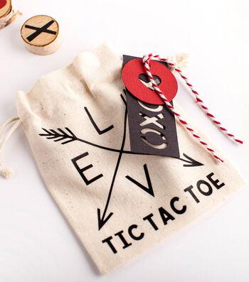 Make A Valentine Tic Tac Toe Game