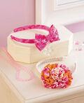 Sweet & Rosy Headband