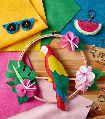 Make A Summer Felt Project