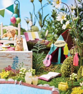 How to Create a Boho Fairy Garden