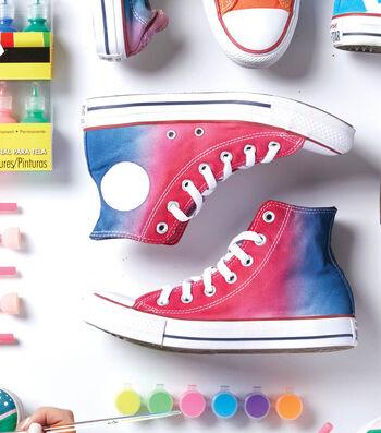 Make A Patriotic High-Top Sneakers