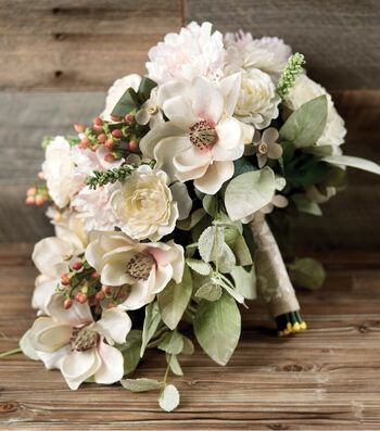 How To Make A Wedding Bridal Bouquet