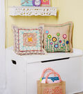 Sewing Card Pillows and Tote