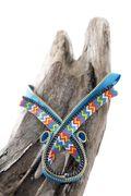 Chevron Zipper Necklace