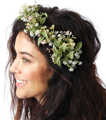 How To Make Floral Headbands