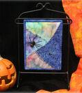 Crazy Wavy Patchwork and Spider