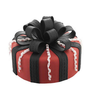 Bow Beauty Party Cake