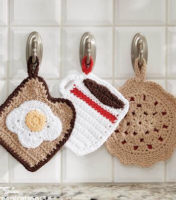 Make Crochet Pot Holders