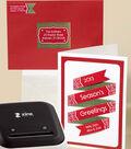 Zink Seasons Greeting Card