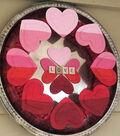 Karen\u0027s Ombre Painted Valentines Wreath