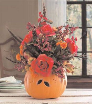 Perfect Harvest Centerpiece