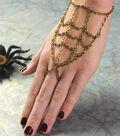 Spider Web Ring to Wrist Jewelry