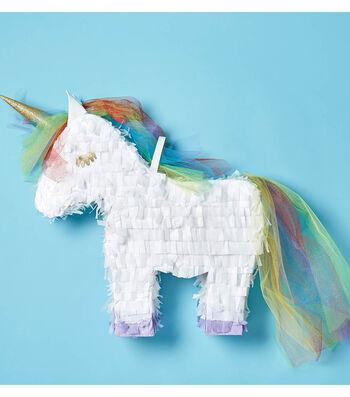 Make A Unicorn Pinata
