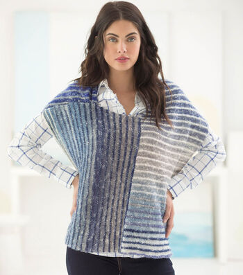 How To Knit A Shawl In A Ball Top With A Twist