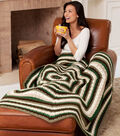 Earthly Tones Octagon Afghan