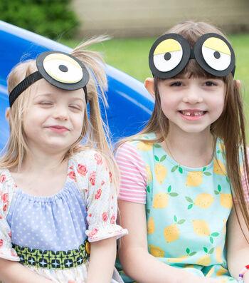 Make Minion Goggles