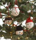 Amigurumi Ornaments