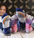 Twinkle Toes Toe Socks