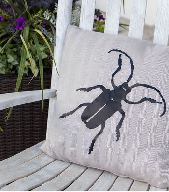 How To Make A Beetle Pillow