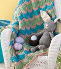 Spring Ripple Baby Blanket