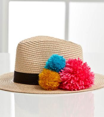 How To Make A Pom Pom Hat