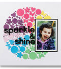 Sparkle & Shine Layout