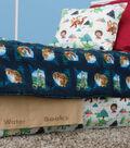 Toddler Bed Skirt & Envelope Pillow