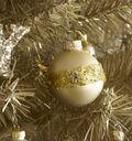 Glitter Glass Ball Ornaments