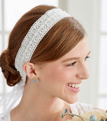 How To Make A Wedding Headband