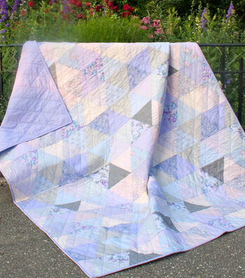 Creating New Traditions Triangle Quilt