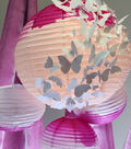 Fly Away Butterfly Paper Lanterns