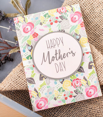 Make A Simple Mothers Day Card