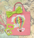 Up, up and away Travel Tote and Luggage Tag