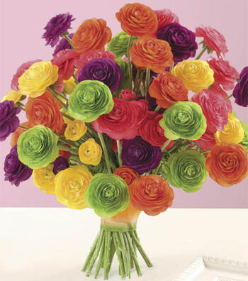 Colorful Hand-Tied Bouquet