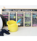 Summer Schedule Board