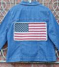 Square By Design® Embellished Denim Jacket