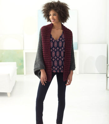 How To Knit A Simsbury Shrug