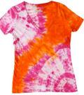 Tropical Bullseye Technique T-Shirt