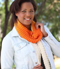 Made to Fade Ombre Dyed Knit Scarf