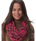 I-Cord Arm Knit Cowl