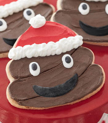 How To Make Santa Poop Cookies