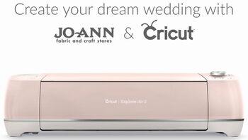 Cricut Wedding Video