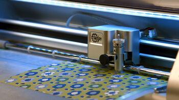Artistic Edge Cutting Machine