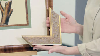 Custom Framing at Jo-Ann: Quality Components