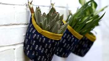 Fabric Plant Cozy