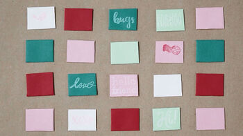 Craft Happy Mail with Lia Griffith and Fiskars®