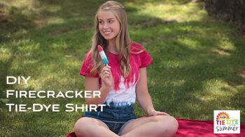 Tulip Firecracker T-shirt