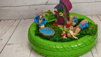 How To: Brights Fairy Garden