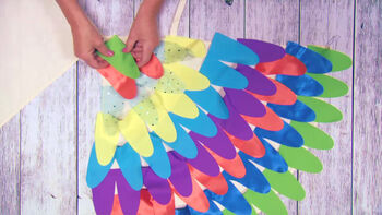 We Made It by Jennifer Garner - Kids Bird Costume